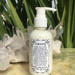 beauty wash back label 4oz