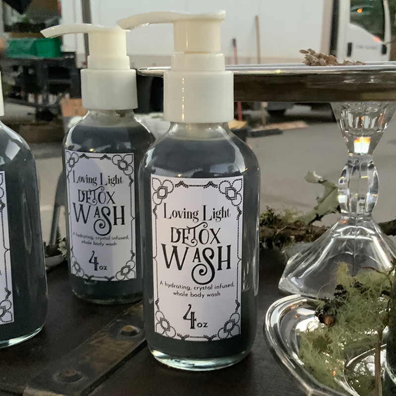 detox wash 4 oz bottle